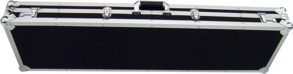 Langwaffenkoffer 116cm für die Flugreise Winkelprofil 7009 schwarz
